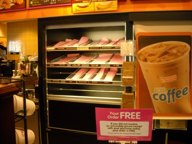 Dunkin Donuts Block Island Ferry Coupon